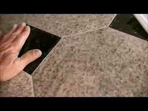 INSTALLING TILE ON KITCHEN COUNTER