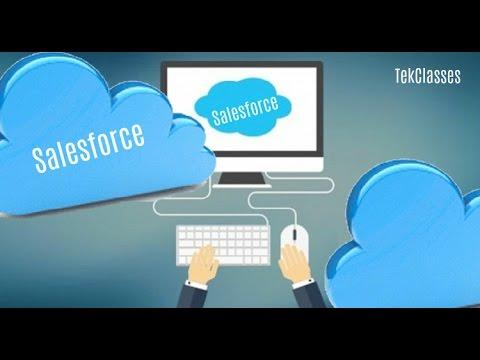 Salesforce Training Videos for Beginners | Salesforce Tutorials