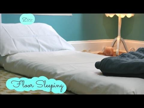 New Sleeping Arrangements | Minimalist Lifestyle