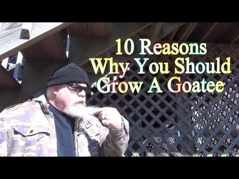10  Reasons Why You Should Grow A Goatee