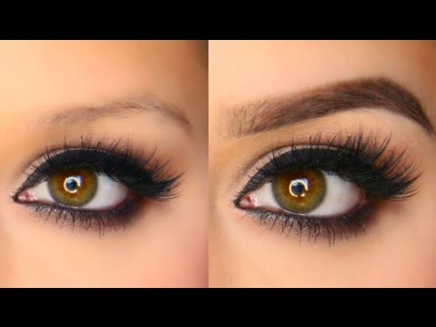 How to do perfect eye makeup for brown eyes