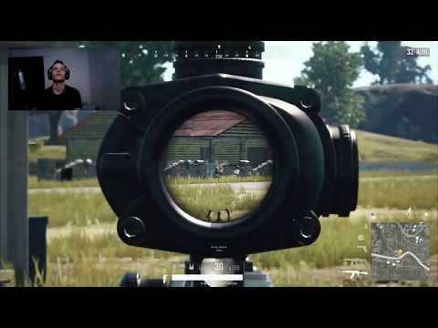 PubG -  Second Place after 4 kills! (Almost a Winner winner Chicken Dinner) - Livestream