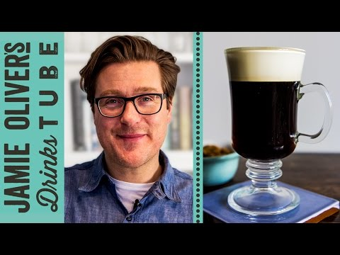 How to make Irish Coffee | Mike Cooper