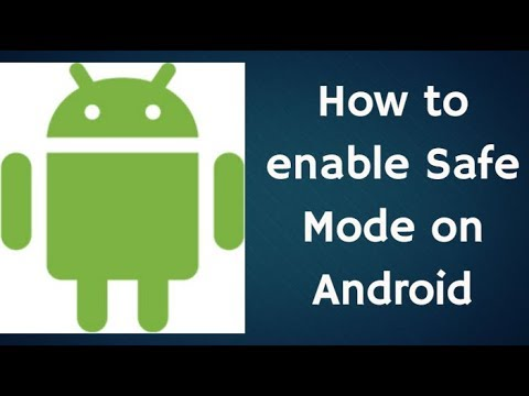 How To Enable/Disable Safe Mode on Android