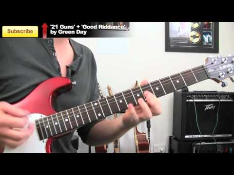 Party in the USA - Miley Cyrus - Guitar Lesson - Party In The Usa ...