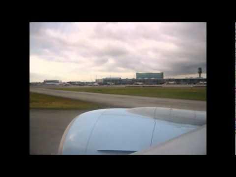 Air Canada Flight 34 SYD-YVR Landing- 777-200LR