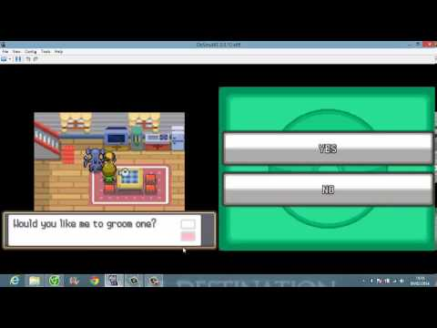 Pokemon Heart Gold - Max Happiness Pokemon