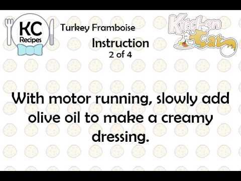 Turkey Framboise - Kitchen Cat