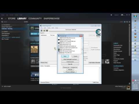 How to make steam downloads go faster w/cheat engine