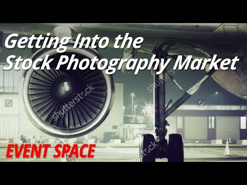 Getting into the Stock Photography Market