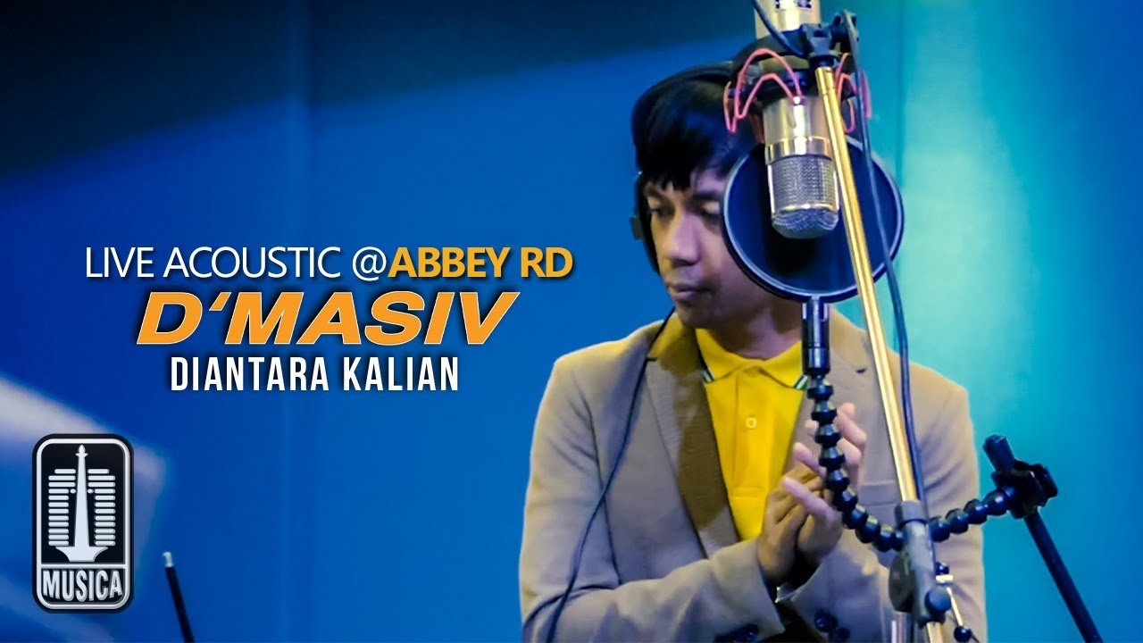 Download D'MASIV - Diantara Kalian (Live Acoustic @ABBEY RD) MP3 Gratis