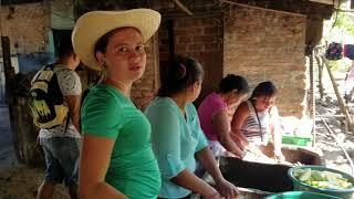Ya Casi Terminamos Para Ponerla Al Fuego - Visitamos a Orgullo Salvadoreño 503 Parte 7