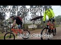 Brand new Bossnut MTB's at Cannock Chase for the first time