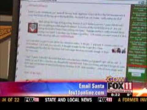 Email Santa 12-14-07