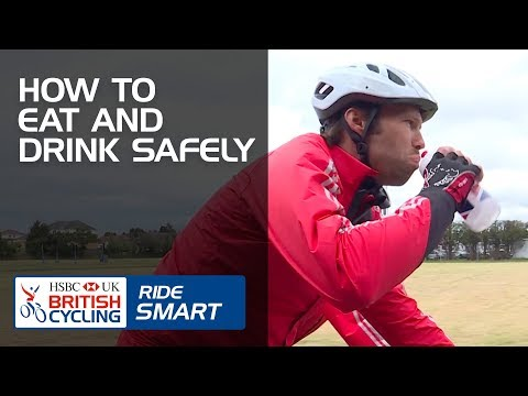 How to eat and drink safely during a sportive | Ride Smart