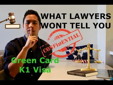 Fiance Visa Green Card - What Lawyers Dont Want You To Know