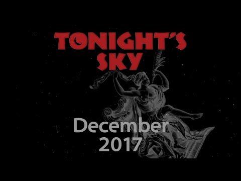 Tonight's Sky: December 2017