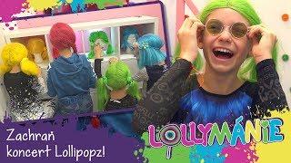 Lollymánie S02E40 - Zachraň koncert Lollipopz!