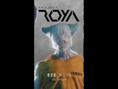 Project_ROYA - Eze - Motion Poster (Eevee Animation)