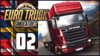 Euro Truck Simulator 2 - Ep 01 - Scandinavia DLC Adventure