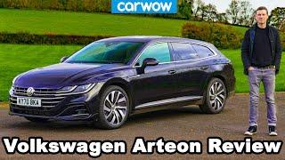 VW Arteon Shooting Brake 2021 review - the most desirable Volkswagen!