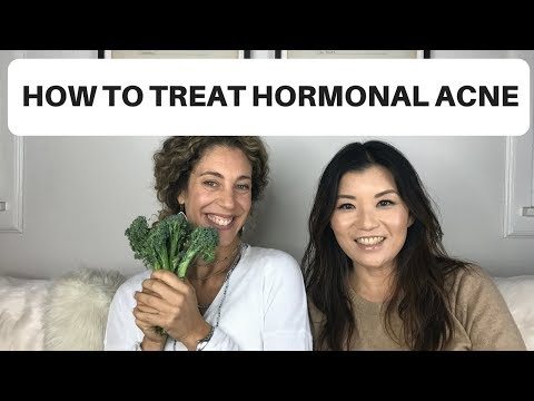 Natural Therapies to Prevent and Treat Hormonal Acne!