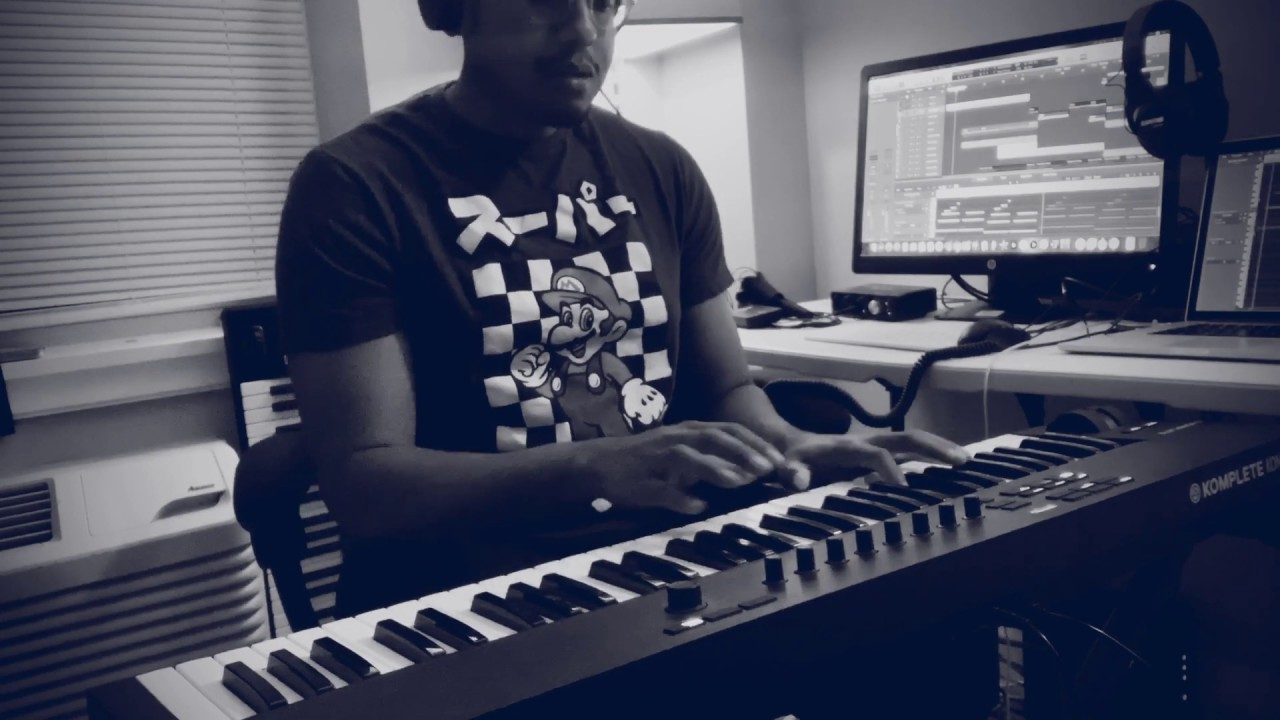 Dire Dire Docks Remix   Chill R&B   Super Mario 64   Ev Sharp