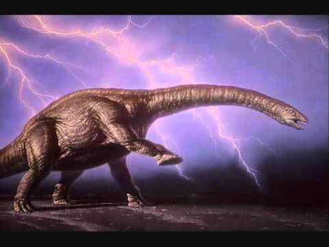 Dinosaurs Lived Long Ago - an original children's 'Sing Space' song