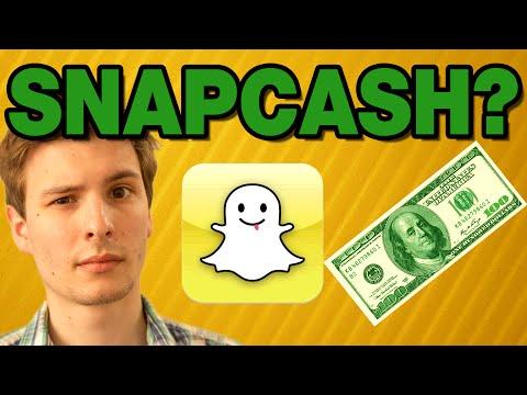 Snapcash: Sending Money Through Snapchat? - ThioJoeTech