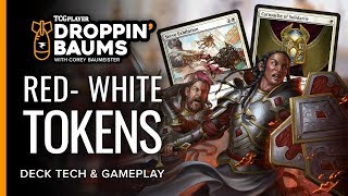 Download [MTG] M19 Red-White Tokens | Droppin' Baums Video