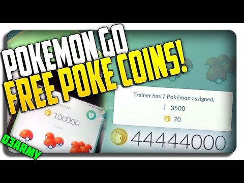 FREE PokéCoins BEST Defender Bonus method!! (Play from your COUCH!)