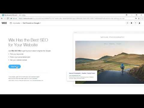 Making Your Wix Visible on Google
