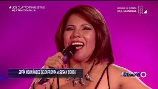 Susan Ochoa - Una hembra no llora