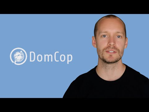 How to Find Expired Domains with DomCop