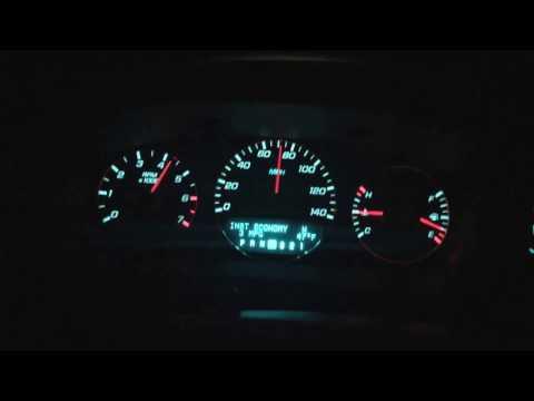 2011 Chevrolet Impala LT 0-60