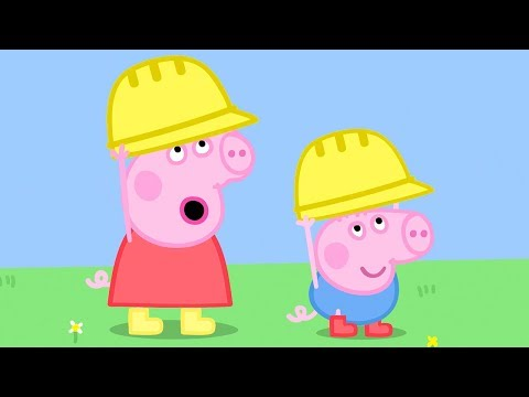 Peppa Pig English Episodes in 4K - BEST Moments from Season 5 - 1 HOUR #PeppaPig