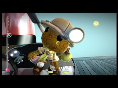 LittleBigPlanet 3 LEVEL CREATION - Create A Car   Start Replay Plays