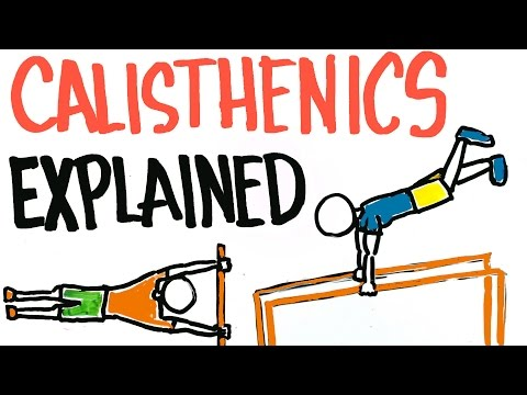 Calisthenics Explained - Are Bodyweight Exercises Good For Building Muscle?