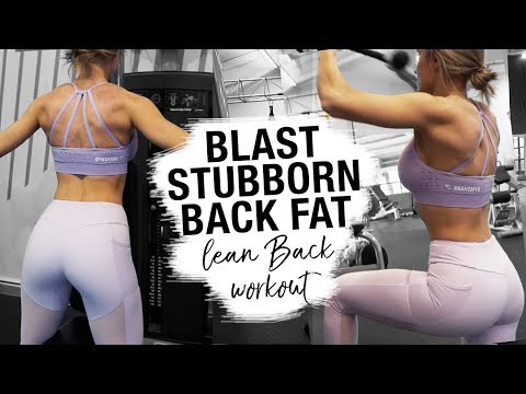 SLIM & TONED BACK WORKOUT FOR WOMEN | How to Target & STOP IGNORING Your Rear Delts