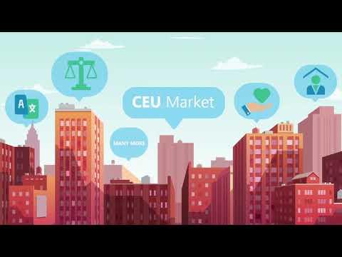 CEUMarket: Managing Continuing Education for Licensed Professionals