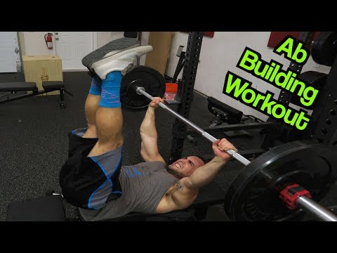 Intense 15 Minute Gym Ab Workout for Bigger Blocky Abs