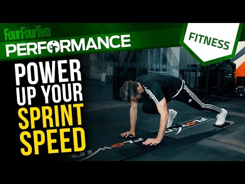 Gym workout | How to improve sprint speed | Soccer conditioning