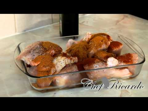 Oven Roast Chicken Pieces | Recipes By Chef Ricardo