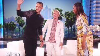 Stephen Curry on The Ellen Show (Part 1) FULL Interview