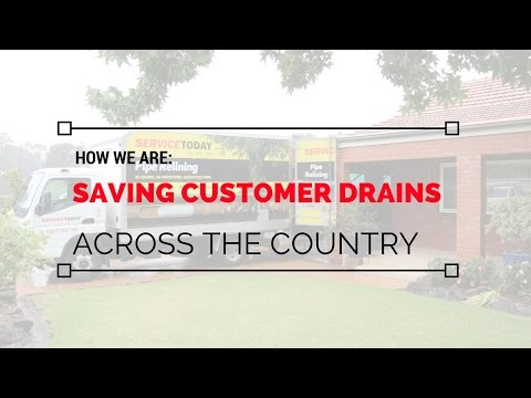 Pipe Relining - See, How we're Saving Customer Drains in Australia