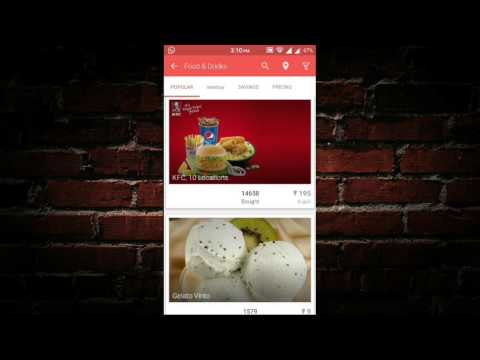 #NearbuyAdChallenge - Nearbuy (formely Groupon) App Review