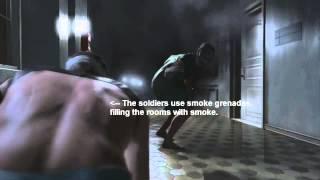 The Phantom Pain trailer - chronological edit