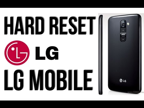 How to hard reset LG phone factory settings phone lock code lg metro pcs phone