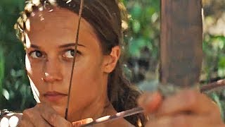 Tomb Raider | official trailer teaser (2018)
