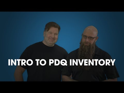 Introduction to PDQ Inventory